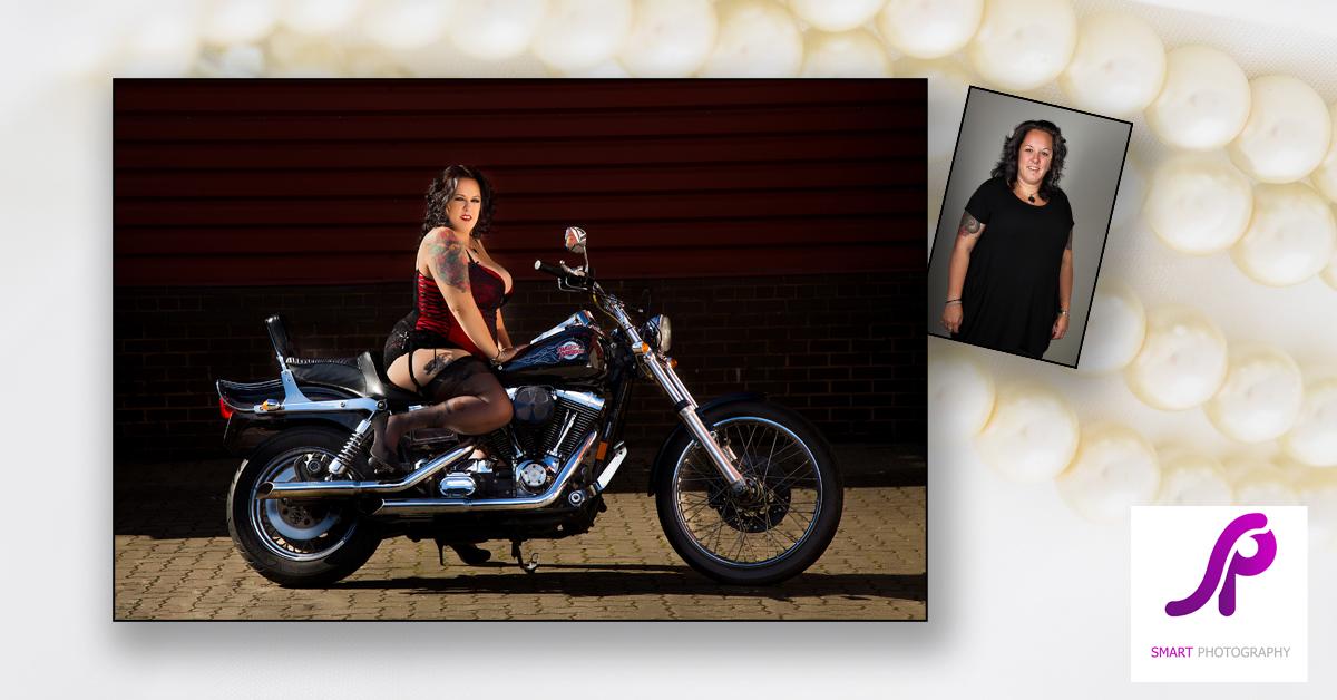 boudoir biker
