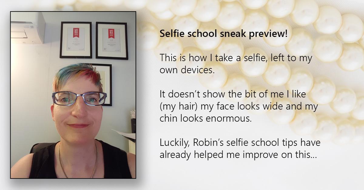 selfie school