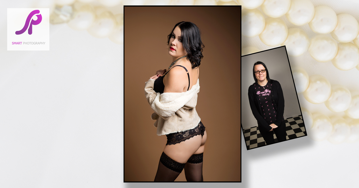 Boudoir Before & After November 2016