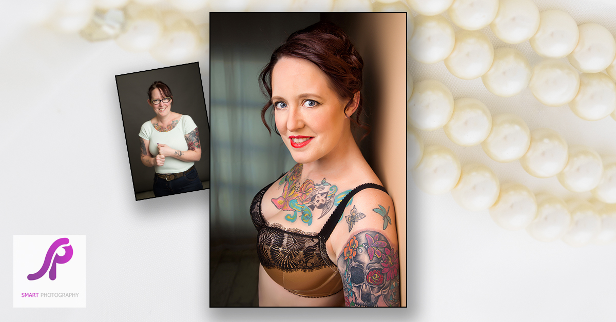 Boudoir Before & After December 2016