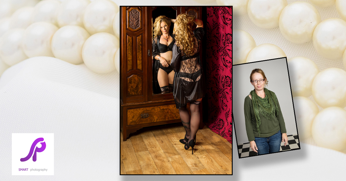 Boudoir Before & After October 2016