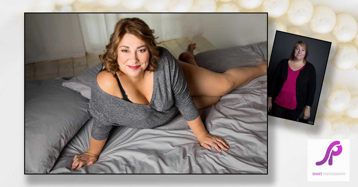 Boudoir Before & After