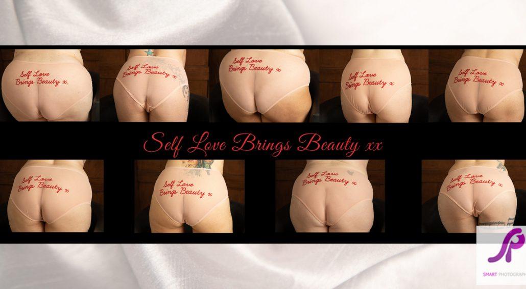 self love brings beauty